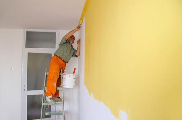 à mang diện mạo mới cho bức tường nhà mình được.